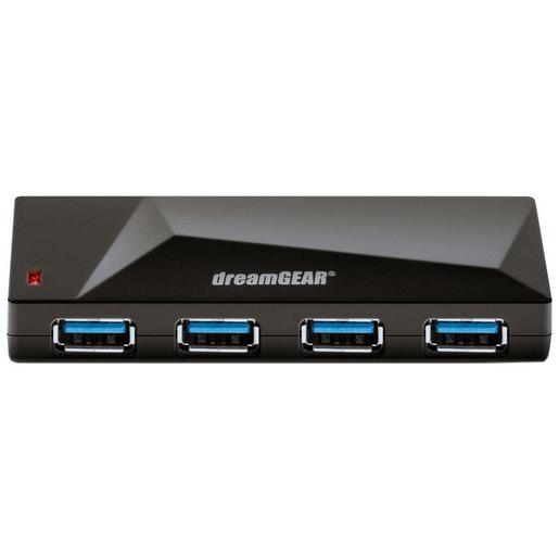 HUB USB 3.0 DREAM GEAR DGUN-2598