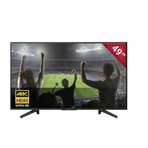 SMART TV SONY 49 PULGADAS 4K UHD KD-49X725F