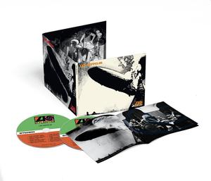 LED ZEPPELIN DELUXE  ( 2 CD )
