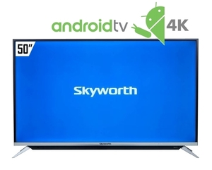 SMART TV SKYWORTH 50 PULGADAS 4K UHD SW50S6SUG