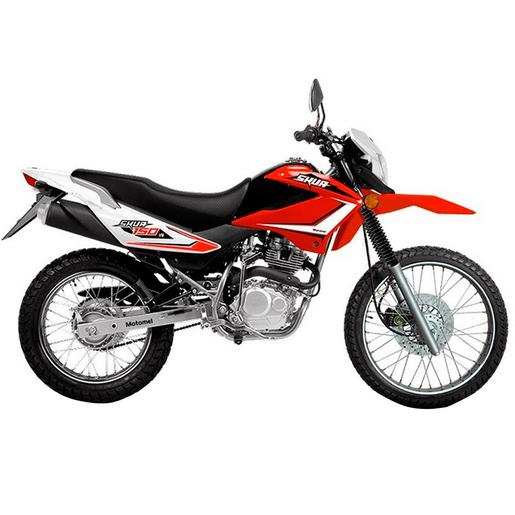 MOTOCICLETA CX150 V6 CKD ROJO (SKUA 150)