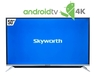 SMART TV SKYWORTH 50 PULGADAS 4K UHD SW50S6SUG