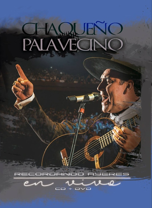 RECORDANDO AYERES (CD+DVD)