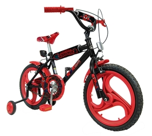 BICICLETA R.16 SPIDERMAN