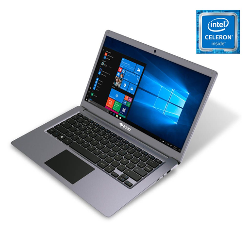 NOTEBOOK EXO E25 INTEL CELERON