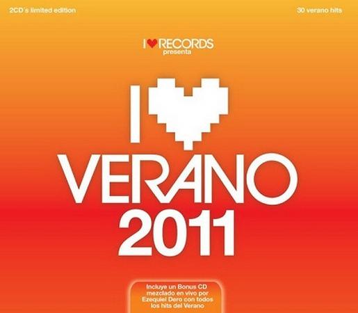 I LOVE VERANO 2015 (2CDS )