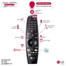 SMART TV LG 50 PULGADAS 4K UHD 50UM7360
