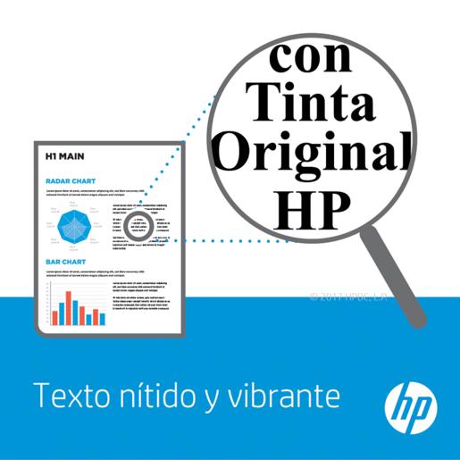 CARTUCHO DE TINTA HP 664XL TRI-COLOR